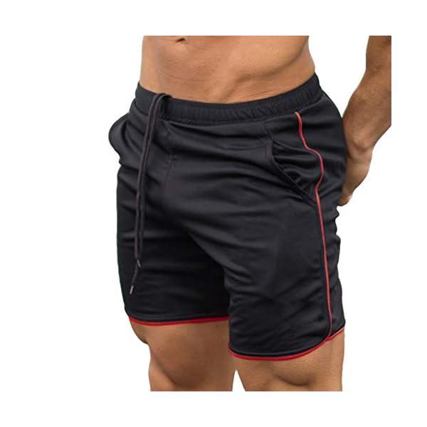 Pantaloni Corti Bermuda Cargo Pantaloncini Uomo Cotone Lavoro Pantaloni Elastico Uomini Estive Casual Pantaloncino… 2 spesavip