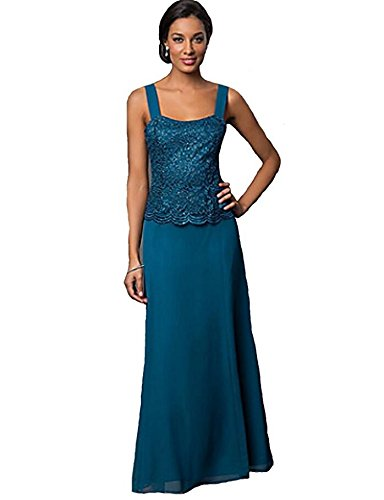 Prom Mother Long Evening of Botong Jacket Bride Pieces Dress Navy 2 Dress with the qv1yRpS6