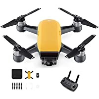 DJI Spark Yellow Remote Control Combo