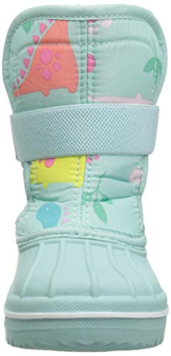 The Children's Place Girls Snow Boot, Mint Tea, TDDLR 6 Child US Toddler by The Children's Place (Image #4)