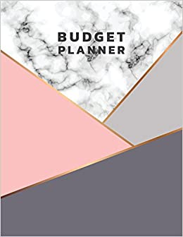 budget planner yearly monthly and daily budget planner 8 5 x11