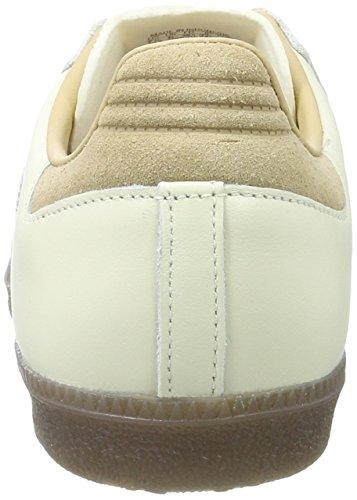 off Femme Basses Adidas Blanc Pale White White st off Samba Nude BqEBF65wY