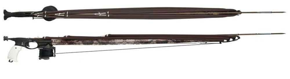 OmerケイマンHF SE Speargun W /リール 110.0 センチメートル  B07BRBBN7V