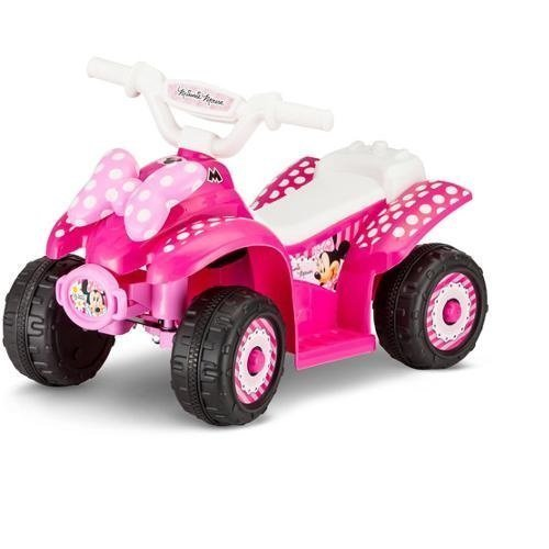 Disney Junior Minnie Battery Powered Quad Ride On