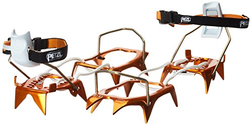 (PETZL - Leopard LLF, Ultralight Crampons for Ski Touring and Snow Travel)