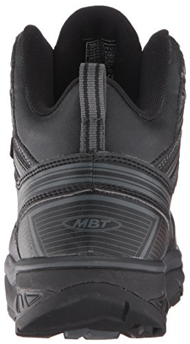 W Sneaker Adisa Collo Gray Nero Donna Alto Black a MBT GTX 951t qZBnxq4