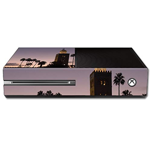 (MightySkins Skin Compatible with Microsoft Xbox One - Marrakech | Protective, Durable, and Unique Vinyl Decal wrap Cover | Easy to Apply, Remove, and Change Styles | Made in The USA)