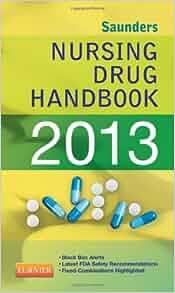 nursing drug handbook 2013 pdf free download