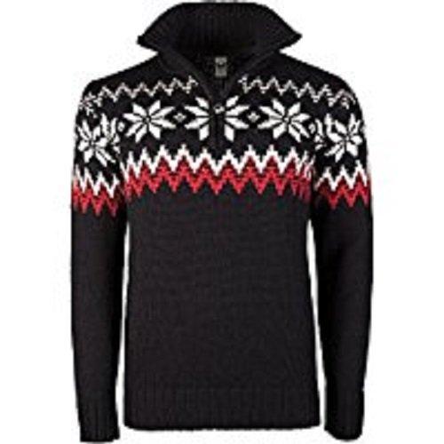 Dale Norway Black Sweater - 4