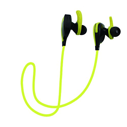 Wireless Bluetooth Earphones, Enjoy Quality Stereo Sound, Earbuds for Sports, Fits Comfortable in Ear, Sweatproof, Headphones for Men & Women of All Ages, Hands Free, 100%
