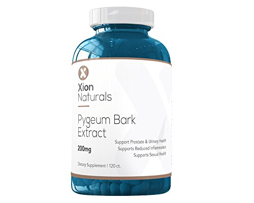 Xion Naturals Pygeum Bark Extract