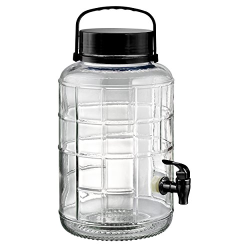 Artland Tailgate Beverage Dispenser, 2 gallon, Black