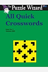 All Quick Crosswords No. 1 Paperback