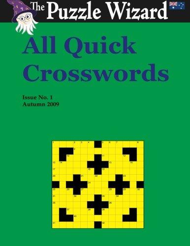 All Quick Crosswords No. 1 PDF