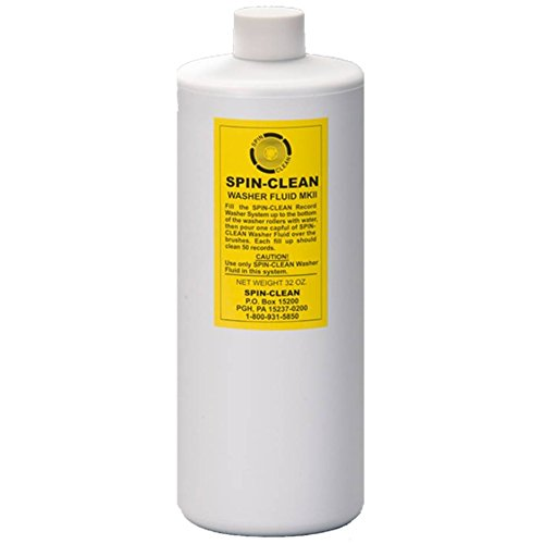 Price comparison product image Spin Clean Wash Fluid 32 Ounces