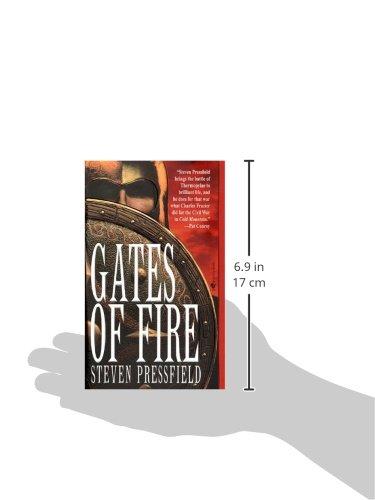 Gates of Fire: An Epic Novel of the Battle of Thermopylae Roman: Amazon.es: Steven Pressfield: Libros en idiomas extranjeros