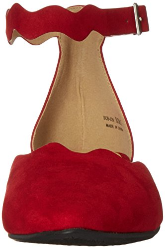 CL Flat Studio Super Toe Women's Pointed Chinese Laundry by Red Chili Sued rnRCqzr