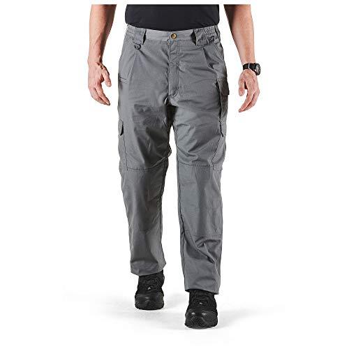 5.11 Tactical Pants Men/'s Cargo Trousers Navy Cotton Poly Large Regular