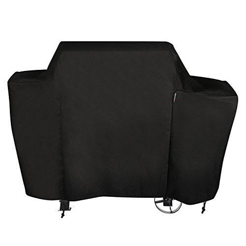 Stanbroil Heavy Duty Waterproof BBQ Gas Grill Cover for Pit Boss 440 Deluxe Wood Pellet Grills ()