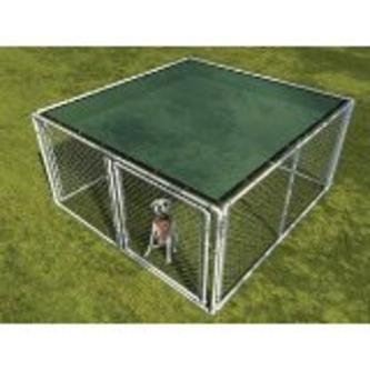 Kennel Cover 10′ X 10′ Green