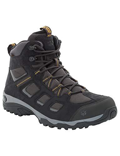Jack Wolfskin Herren Vojo Hike 2 Texapore MID M Wasserdicht Trekking-& Wanderstiefel, Grau (Phantom 6350), 43 EU 1