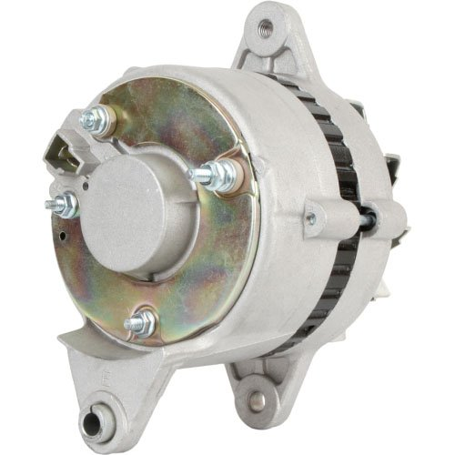 DB Electrical AND0330 New Alternator For 3T90 Diesel John Deere Utility Tractor 1050 (80-88), 1250 (82-89), 1450 (84-89), 1650 (82-88), 850 (78-88), 900HC (86-89), 950 (78-88) ND021000-7281 400-52215