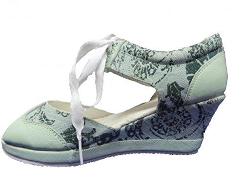 Etnies Women Shoes Phoebe Light Green