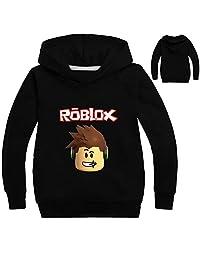 God Sweet Boys Kids Roblox Thin Soft Comfortable Hoodie Hooded Sports Sweatshirt