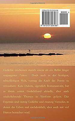Poèmes Gedichte Aus Dem Leben Gegriffen German Edition