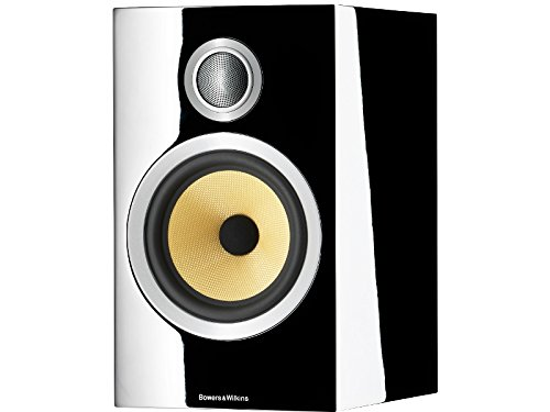Bowers Wilkins CM5 S2 (gloss black), Boekenplank speakers