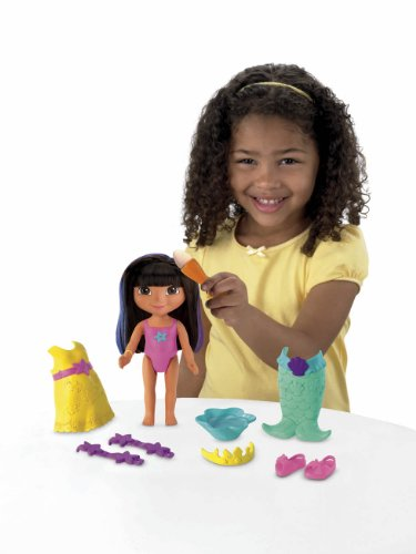 Fisher-Price Magical Colors Dress Up Dora