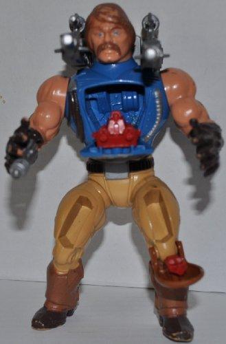 Vintage Rio Blast & Backpack   Wave 5 - Original He-Man and