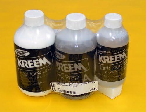KREEM Gas Tank Sealer Kit