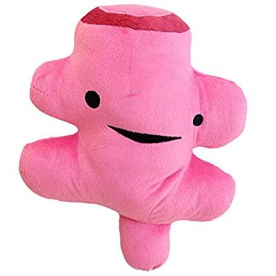 I Heart Guts Rectum Plush - Bringing Up The Rear - 10