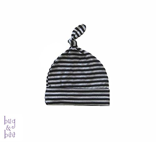 Amazon.com  Baby Knotted Hat 64d40092f6d