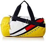 Tommy Hilfiger Duffle Bag Sporty Tino, Lemon-Print