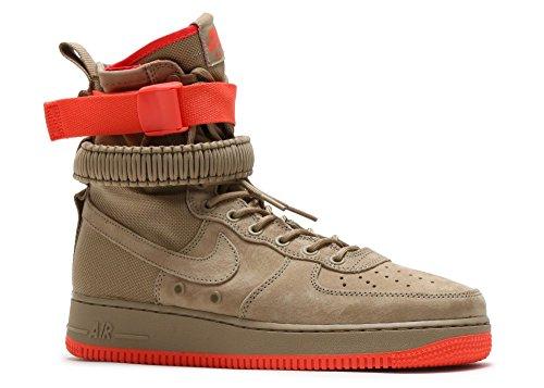 Nike Mens SF Air Force 1 Khaki 864024-205