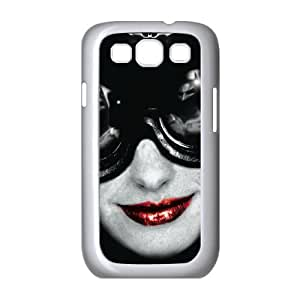 the dark knight rises catwoman Samsung Galaxy S3 9300 Cell Phone Case White Custom Made pp7gy_3395569