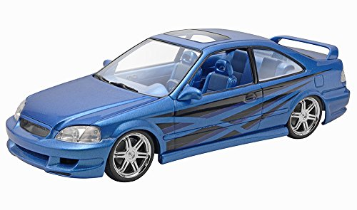 Revell Slot Cars (Revell/Monogram Fast & Furious Honda Civic Si Coupe Model Kit)