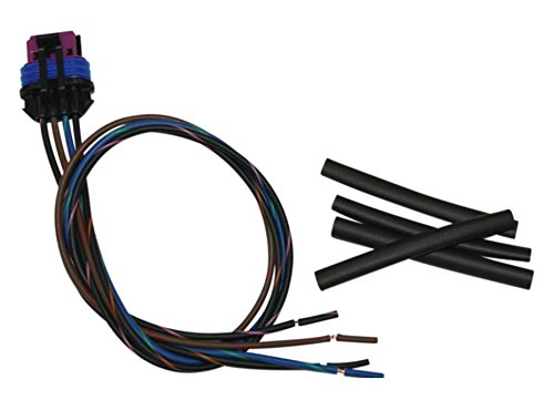 Namz Delphi Connector with Pigtails - Connects Ignition Coil, Idle Speed Sensor and Fuel Pump (Idle Speed Sensor)