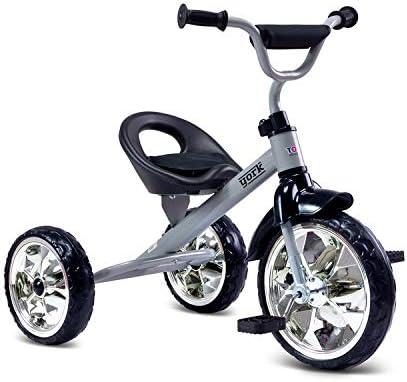 Toyz- Triciclo, Color Gris (Caretero 5902021523733)