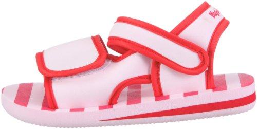Playshoes Eva con cierre de velcro, rojo - Rot (rot/rosa 788), 30/31 rojo - Rot (rot/rosa 788)