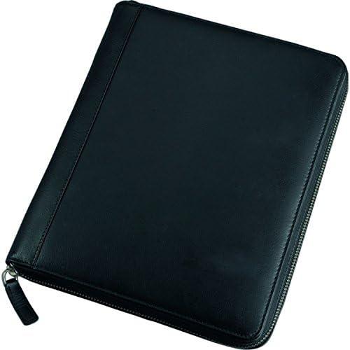 Alassio 41103 - Tablet-PC Hülle, aus Lederimitat, schwarz, ca. 21,5 × 25,5 × 3,5 cm