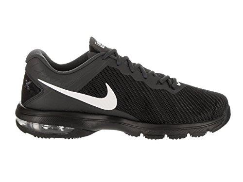 Nike Herren Air Max Full Ride TR 1.5 Cross Trainer Schwarz / Weiß / Anthrazit