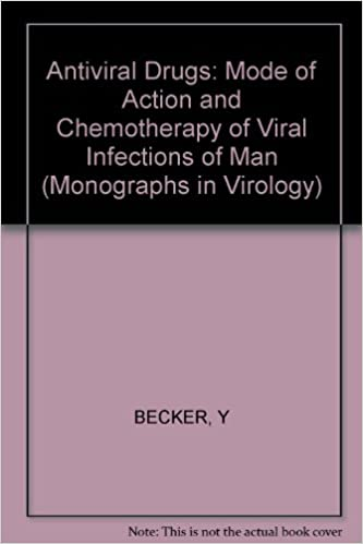 Antiviral Drugs (Monographs in Virology, Vol  11): Y  Becker