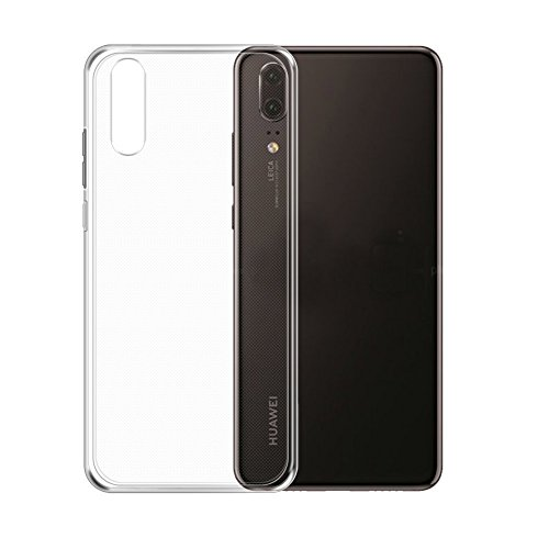 transparent bumper huawei p20 case