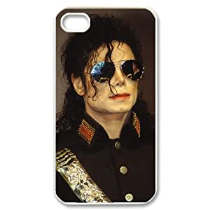 Custom Michael Jackson Case for iPhone 4 WX4115