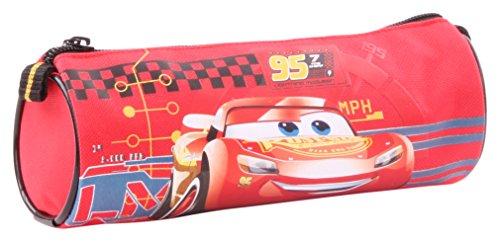 - Disney 760-8189 Cars Experience Round Pencil Case