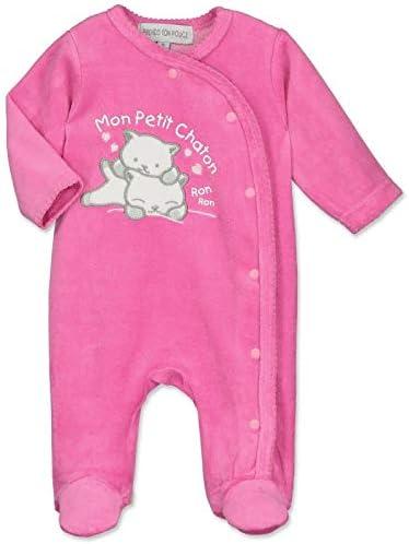 PRENDS TON POUCE Pyjama Velours PrettyCat