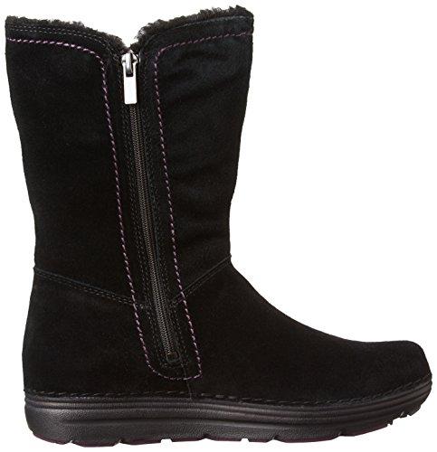 Net Clarks Winter Black Noir Gtx s Boot Nelia Womena IAIqvSR